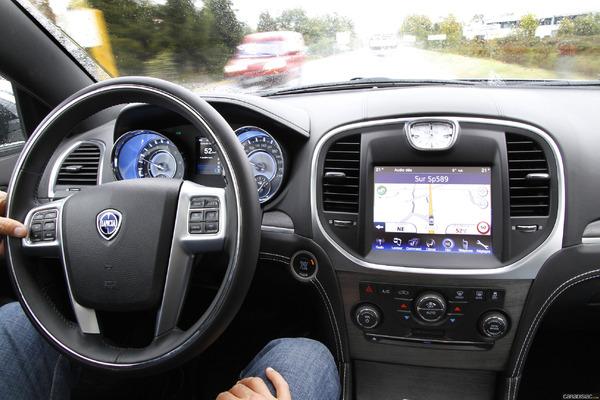 Photo Lancia Thema 2