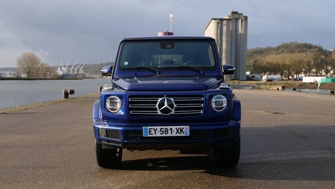 Photo Mercedes Classe G 4