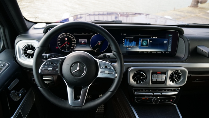 Photo Mercedes Classe G 4
