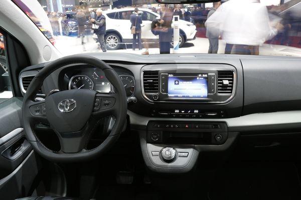 Photo Toyota Proace 2