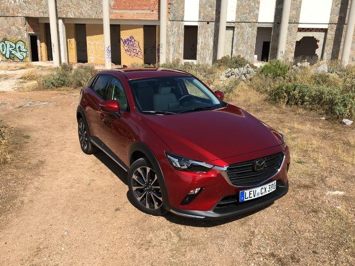 Photo Mazda Cx-3