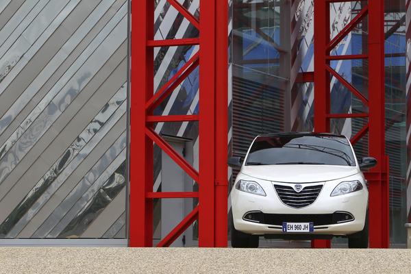 Photo Lancia Ypsilon 3