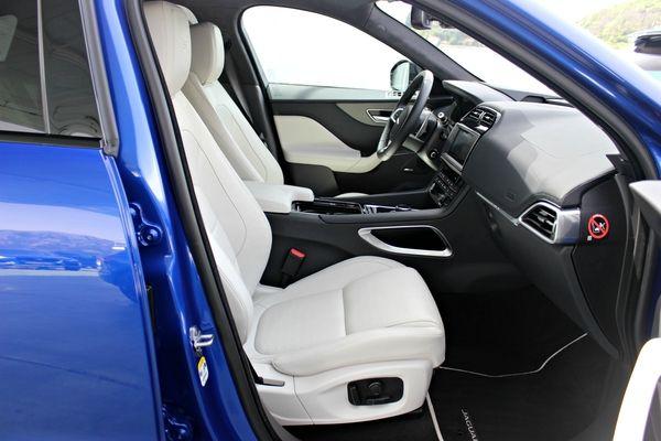 Photo Jaguar F-pace