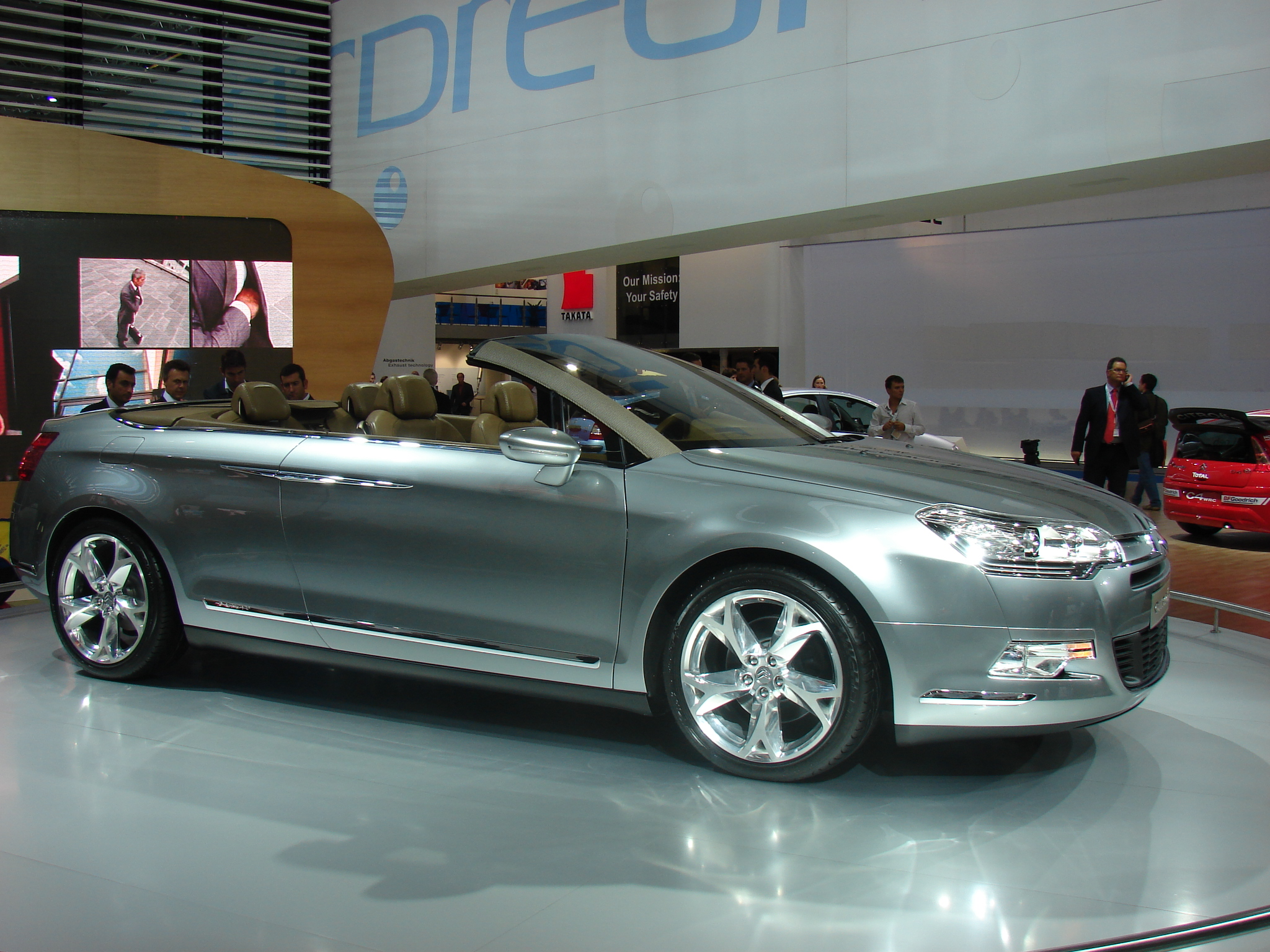 Diginpix entity citroen c5 airscape zoom link vanachro Image collections