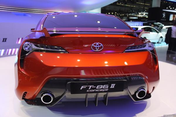 Photo Toyota Ft-86 (2)