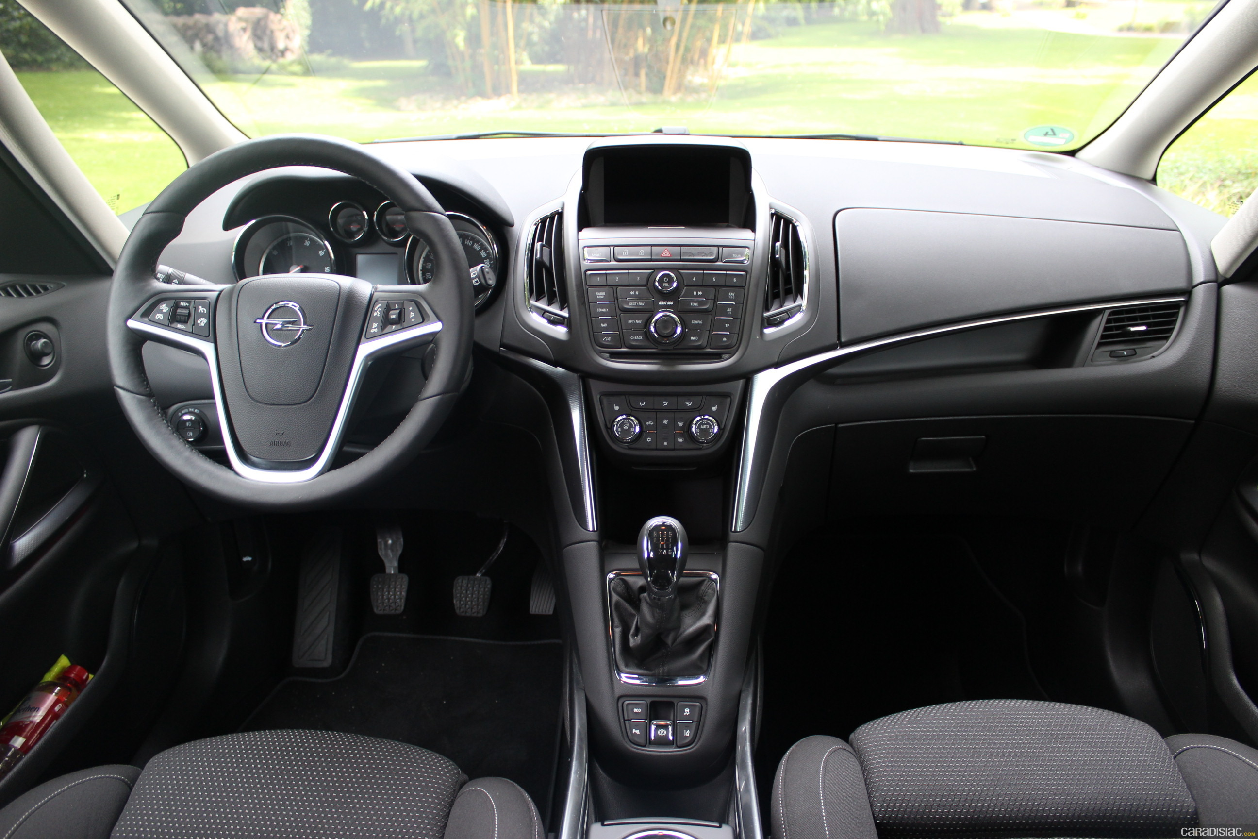 2016 opel zafira tourer restyl page 6 for Interieur zafira