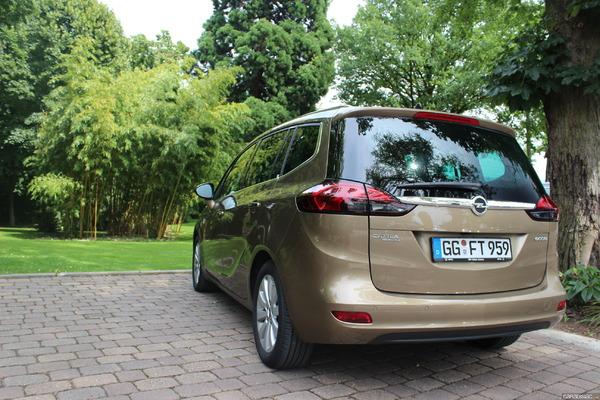 Photo Opel Zafira 3 Tourer