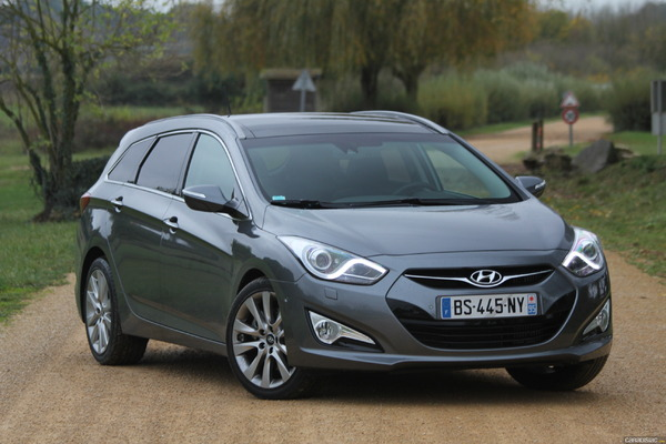 Photo Hyundai I40 Sw