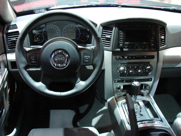 Photo Jeep Grand Cherokee 2