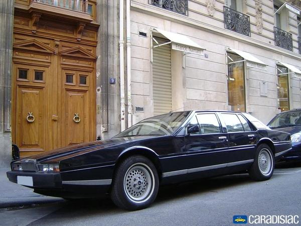 Photo Aston Martin Lagonda