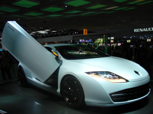 Photo Renault Laguna Coupe Concept
