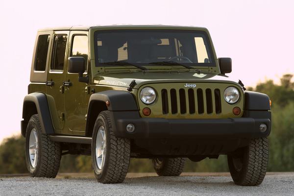 Photo Jeep Wrangler 2