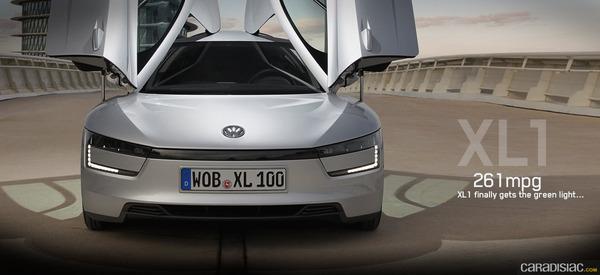 Photo Volkswagen Xl1