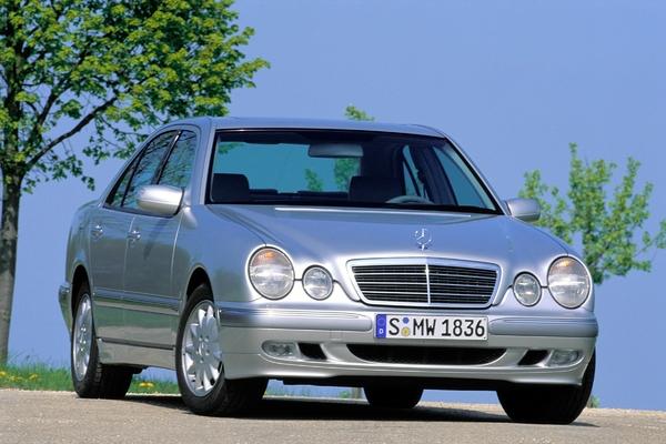 Photo Mercedes Classe E 2