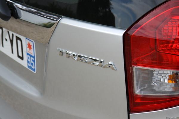 Photo Subaru Trezia