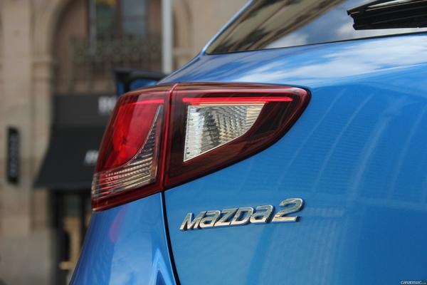 Photo Mazda 2 (3e Generation)