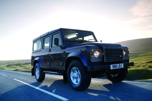 Photo Land Rover Defender 3