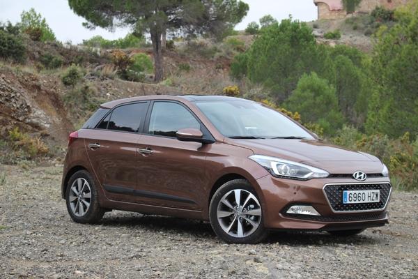 Photo Hyundai I20 (2e Generation)