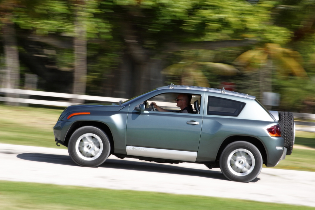 photos jeep compass concept. Black Bedroom Furniture Sets. Home Design Ideas
