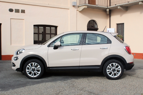 Photo Fiat 500 X
