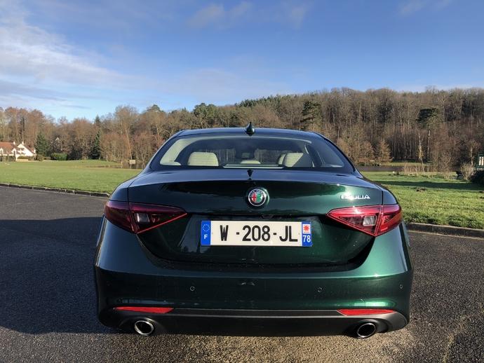 Photo Alfa Romeo Giulia 2