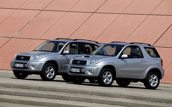 Photo Toyota Rav 4 (2e Generation)