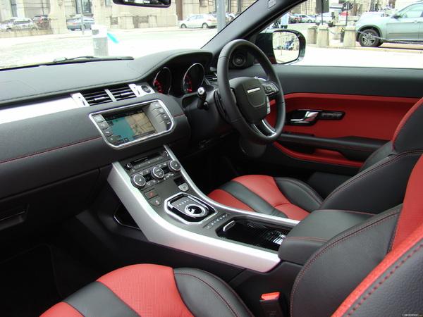 Photo Land Rover Range Rover Evoque Coupe
