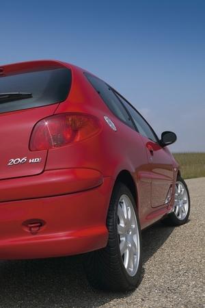 Photo Peugeot 206