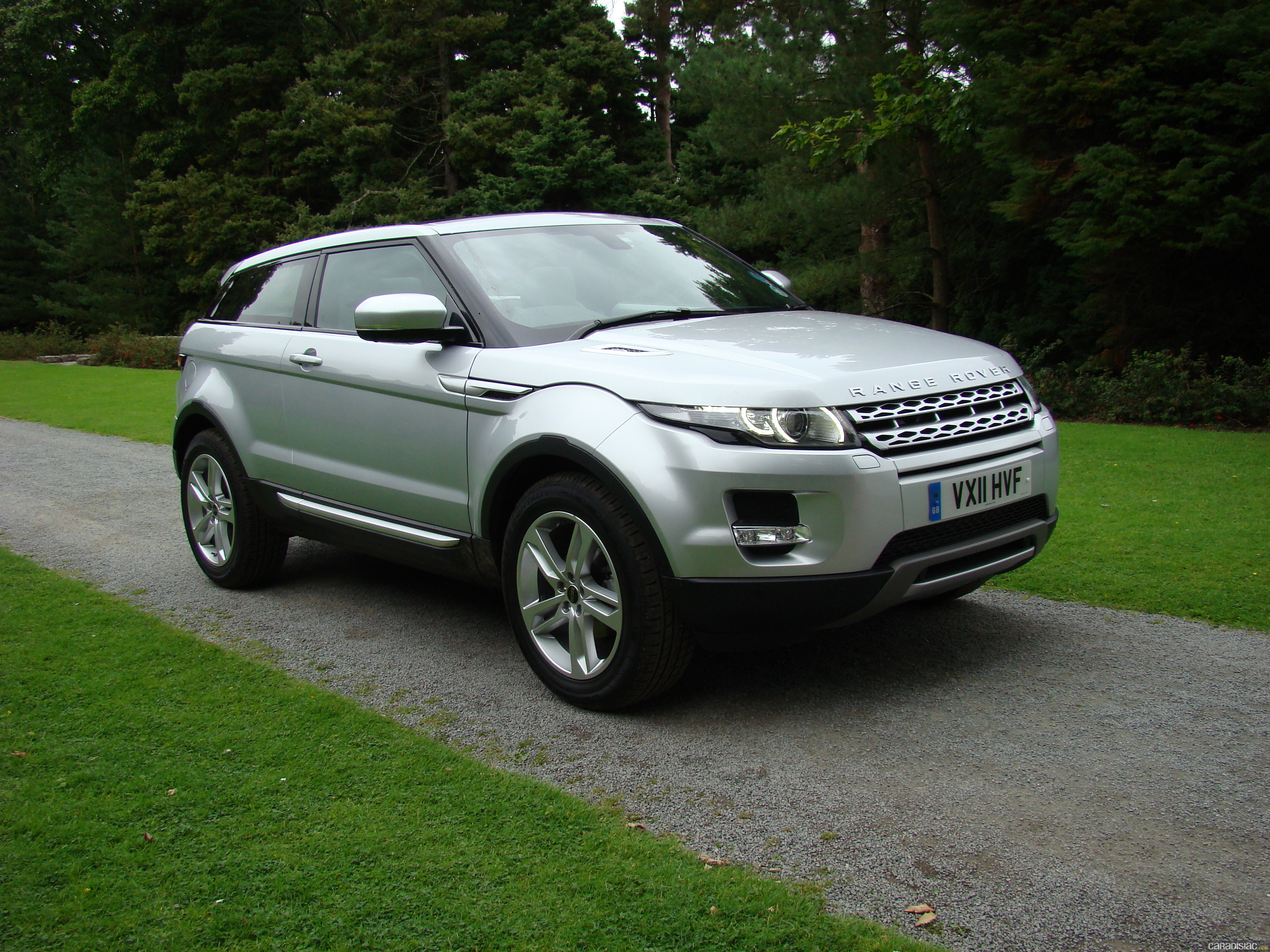 photos land rover range rover evoque coupe. Black Bedroom Furniture Sets. Home Design Ideas