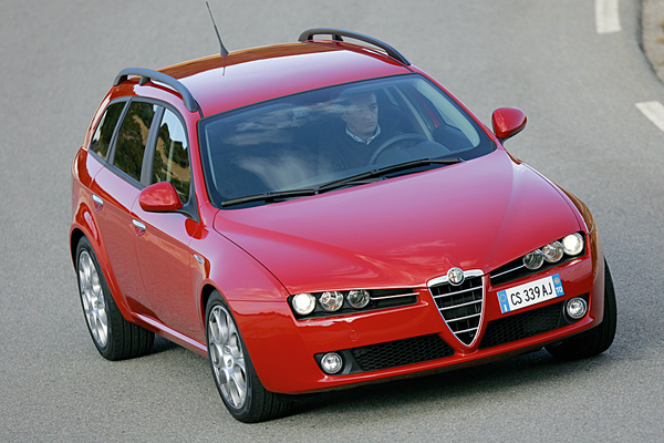 Photo Alfa Romeo 159 Sw