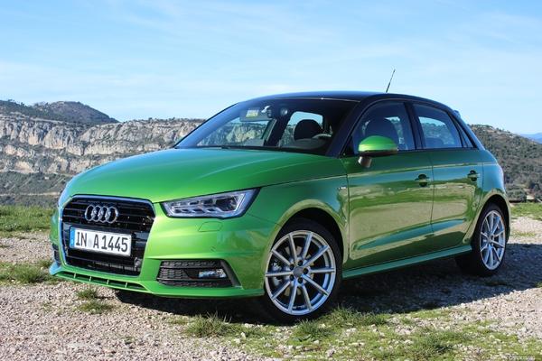 Photo Audi A1
