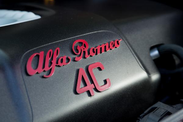 Photo Alfa Romeo 4c