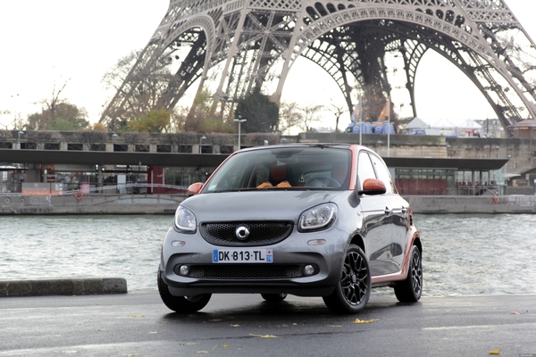 Photo Smart Forfour 2