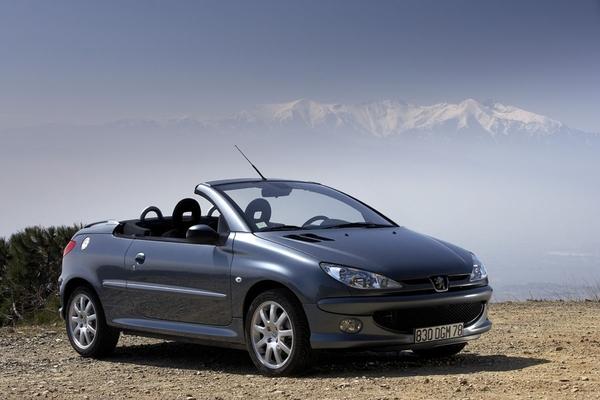 Photo Peugeot 206 Cc