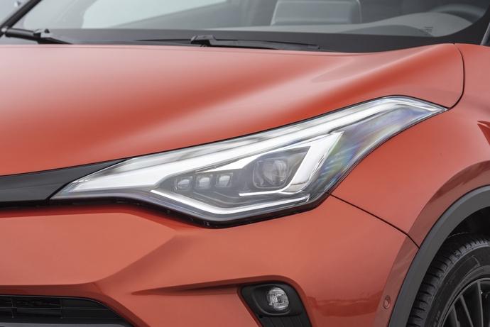 Photo Toyota C-hr