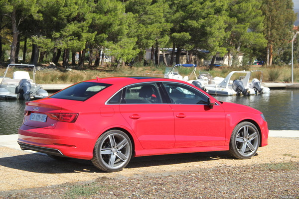 Photo Audi A3 (3e Generation) Berline