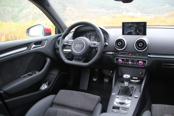 Photo Audi A3 (3e Generation) Berline