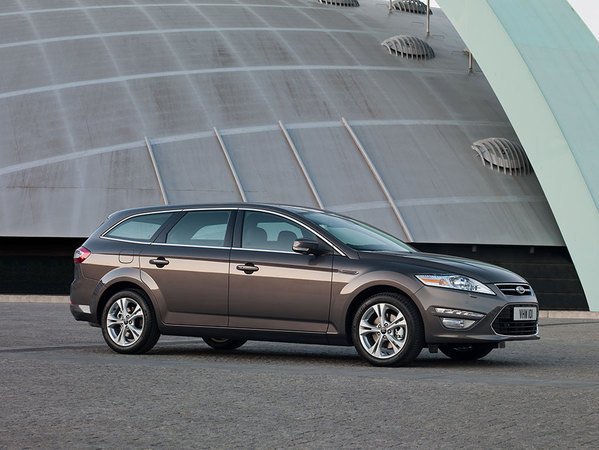 Photo Ford Mondeo 3 Sw