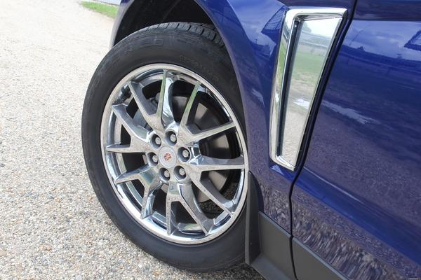 Photo Cadillac Srx 2