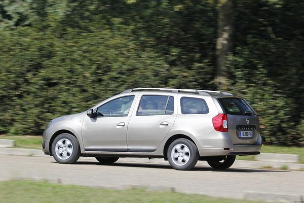 Photo Dacia Logan 2 Mcv