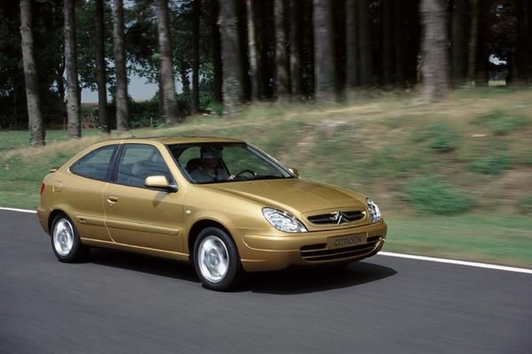 Photo Citroen Xsara Coupe