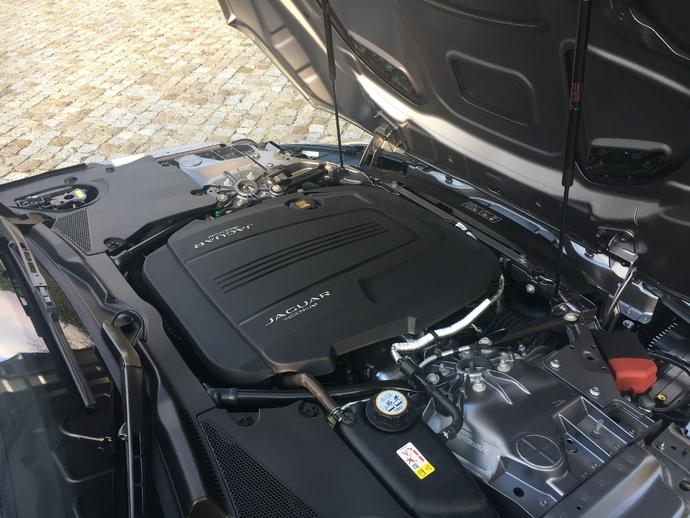 Photo Jaguar F-type Coupe