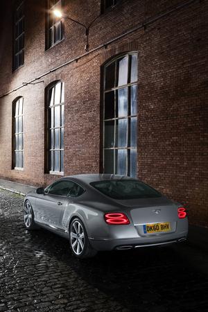 Photo Bentley Continental Gt