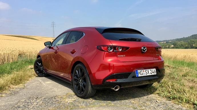 Photo Mazda 3 (4e Generation)
