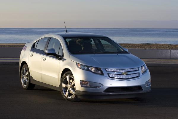 Photo Chevrolet Volt