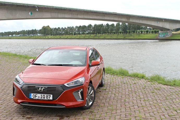 Photo Hyundai Ioniq