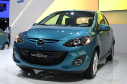 mazda 2 2e generation essais fiabilit avis photos vid os. Black Bedroom Furniture Sets. Home Design Ideas