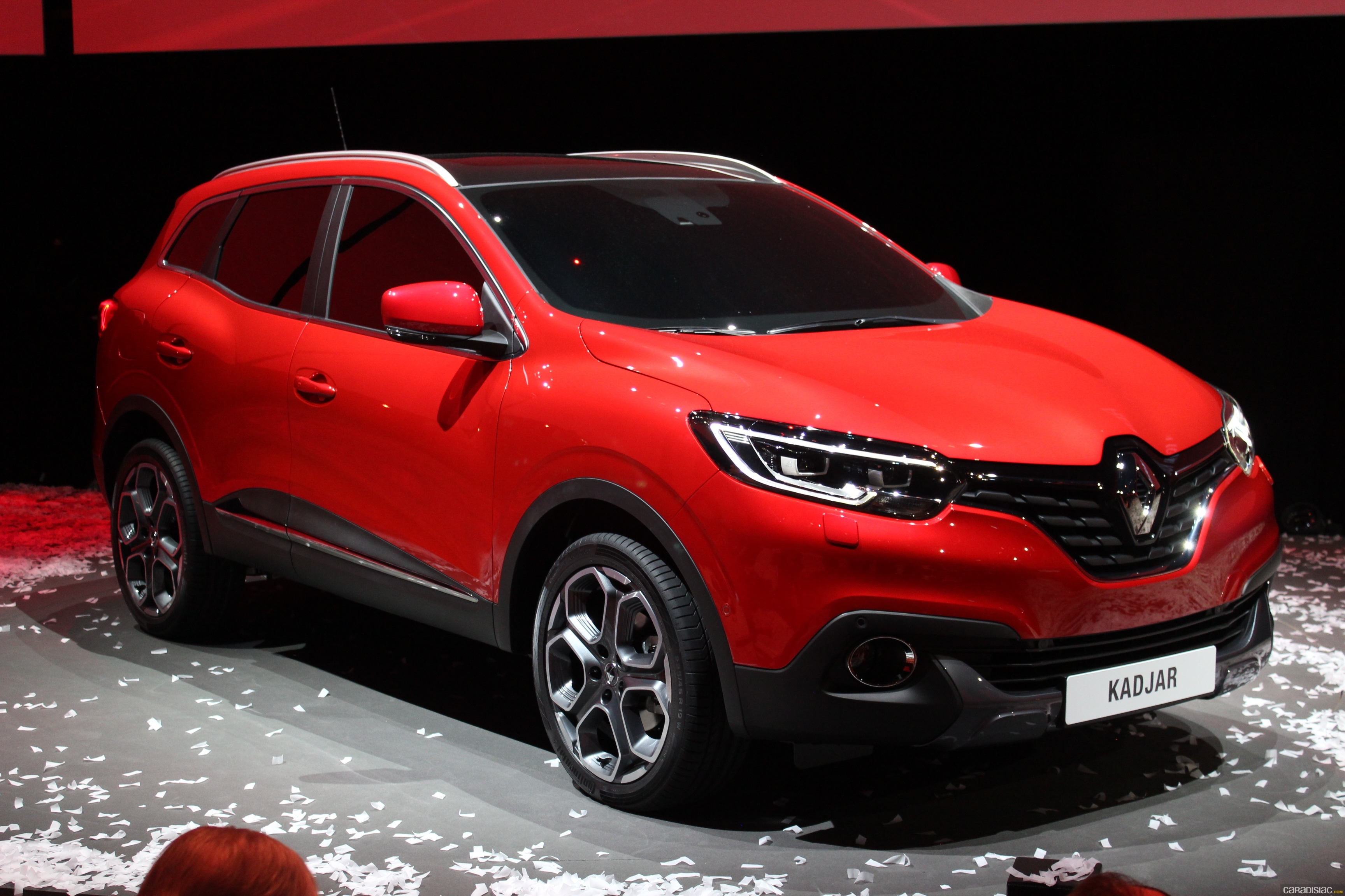 photos renault kadjar. Black Bedroom Furniture Sets. Home Design Ideas