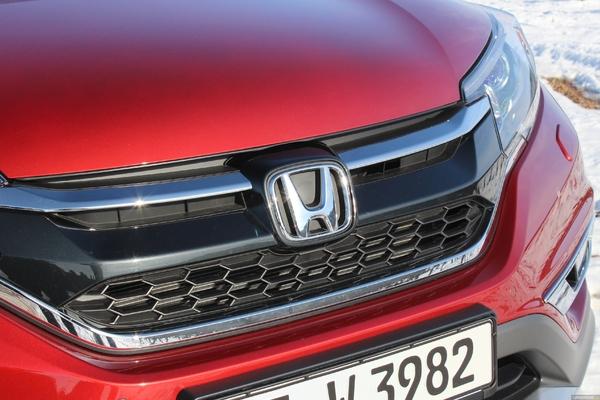 Photo Honda Cr-v 4