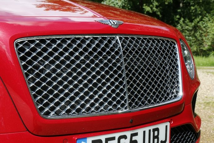 Photo Bentley Bentayga